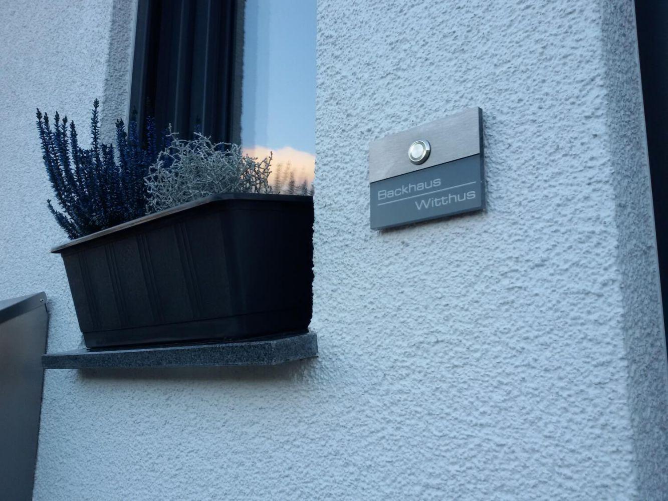 Edelstahl Türklingel LED online kaufen